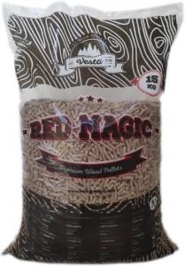 Пелети Red Magic