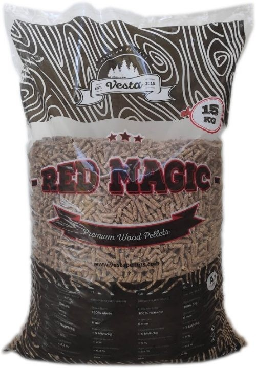 Red Magic на Vesta